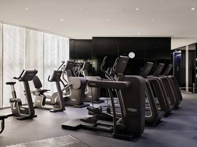 Armani Hotel Dubai - sport