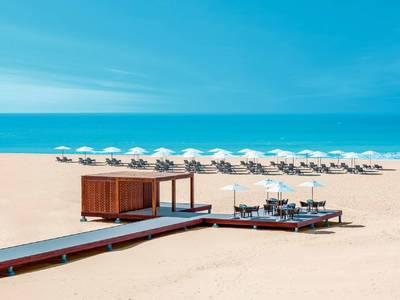 Saadiyat Rotana Resort & Villas - lage