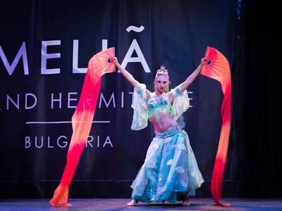 Meliá Grand Hermitage - unterhaltung