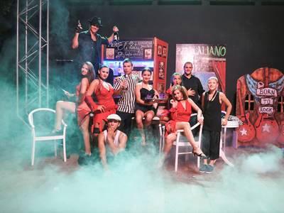Grifid Club Hotel Bolero - unterhaltung
