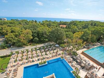 lti Dolce Vita Sunshine Resort - lage