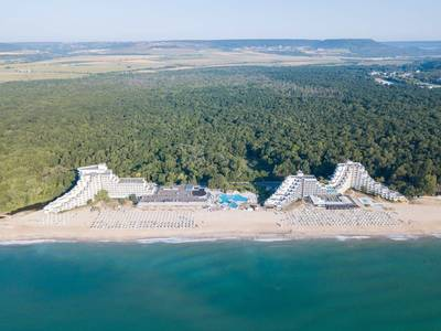 Gergana Beach - lage