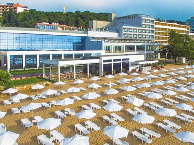 Grifid Encanto Beach - lage