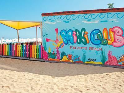 Grifid Encanto Beach - kinder