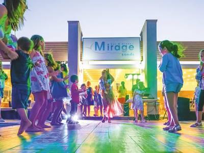 Effect Algara Beach Club Hotel - unterhaltung