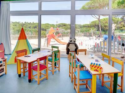 Hipotels Barrosa Park - kinder