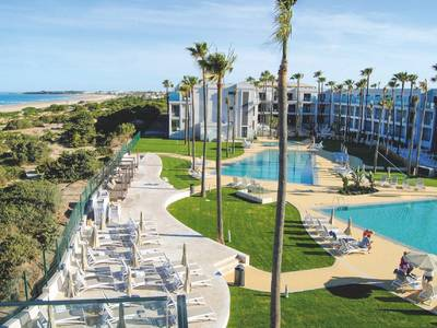 Hipotels Barrosa Park - lage