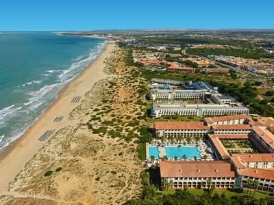 Iberostar Selection Andalucia Playa - lage