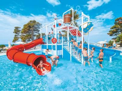 Zaton Holiday Resort 3 Sterne - kinder