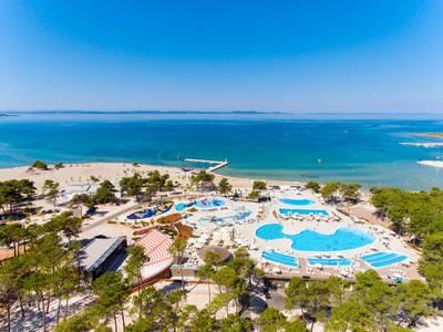 Zaton Holiday Resort 3 Sterne - lage