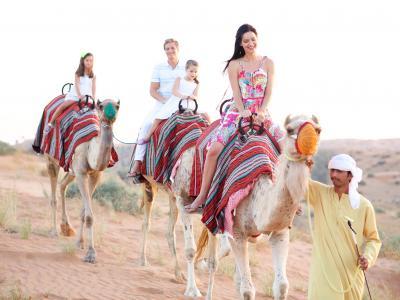 Familienurlaub in Ras Al Khaimah